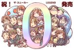 6+boys 6+girls arakawa asahina_mikuru asahina_mikuru_(adult) asakura_ryouko black_eyes black_hair blue_hair brown_eyes brown_hair celestial_(suzumiya_haruhi) chibi commentary_request computer_club_president countdown eyebrows_visible_through_hair fujiwara_(suzumiya_haruhi) full_body glasses green_eyes green_hair kimidori_emiri koizumi_itsuki kunikida kyon kyon_no_imouto maid mori_sonou multiple_boys multiple_girls nagato_yuki purple_hair sasaki_(suzumiya_haruhi) school_uniform shamisen_(suzumiya_haruhi) simple_background skirt smile student_council_president suou_kuyou suzumiya_haruhi suzumiya_haruhi_no_yuuutsu tachibana_kyouko taiki_(6240taiki) taniguchi tsuruya watahashi_yasumi white_background