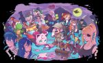 alternate_costume beard black_hair blonde_hair blue_eyes blue_hair bowser bowser_jr. box braid brown_eyes brown_hair candy cape cardboard_box charizard coat cosplay creatures_(company) crying cuphead cuphead_(cosplay) cuphead_(game) danganronpa danganronpa_1 disney dog doubutsu_no_mori edward_elric edward_elric_(cosplay) facial_hair father_and_son fire_emblem fire_emblem:_kakusei fire_emblem:_monshou_no_nazo fire_emblem_heroes food fullmetal_alchemist gaia_(fire_emblem) game_freak gen_1_pokemon gloves halloween hat hoshi_no_kirby inkling iron_man jacket jigglypuff kirby kirby_(series) link long_hair lucina maizono_sayaka maizono_sayaka_(cosplay) mario mario_(series) marth marvel metal_gear_(series) metal_gear_solid metroid michelangelo michelangelo_(cosplay) multiple_boys multiple_girls necktie nintendo open_mouth perry_the_platypus perry_the_platypus_(cosplay) phineas_and_ferb pikachu pockypalooza pokemon ponytail red_(pokemon) rockman rockman_(character) rockman_(classic) samus_aran school_uniform scooby-doo scooby-doo_(character) scooby-doo_(character)_(cosplay) serafuku shadow_of_the_colossus sherlock_holmes sherlock_holmes_(cosplay) short_hair smile solid_snake super_mario_bros. super_smash_bros. super_smash_bros._ultimate surcoat sweater tears teenage_mutant_ninja_turtles the_legend_of_zelda the_legend_of_zelda:_breath_of_the_wild tiara twintails undertale undyne undyne_(cosplay) villager_(doubutsu_no_mori) wander warner_bros yoshi