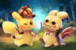 brown_eyes detective_pikachu eric_proctor gen_1_pokemon gen_7_pokemon great_detective_pikachu:_the_birth_of_a_new_duo mimikyu one_eye_closed pikachu pokemon