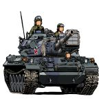 3boys caterpillar_tracks ground_vehicle highres japan_ground_self-defense_force japan_self-defense_force kamu_(kamu-fb) military military_vehicle motor_vehicle multiple_boys tank type_74 white_background