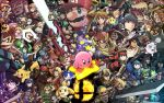 absurdres alien alternate_hair_length alternate_hairstyle amulet android animal_ears ankle_gun arm_cannon armor bare_shoulders bayonetta bayonetta_(character) bayonetta_2 beehive_hairdo bell belt black_hair blonde_hair blue_cape blue_eyes blush blush_stickers bodysuit bowser bowser_jr. box boxing_gloves breasts brown_eyes brown_hair buster_sword cape captain_falcon cardboard_box castlevania castlevania:_rondo_of_blood charizard chiko_(mario) claws cleavage_cutout cloud_strife creatures_(company) crocodilian crown dark_pit dark_samus diddy_kong dog dog_ears dog_girl dog_tail donkey_kong donkey_kong_(series) donkey_kong_country doubutsu_no_mori dougi dress earrings eyeshadow f-zero facial_hair falchion_(fire_emblem) falco_lombardi final_fantasy final_fantasy_vii fire fire_emblem fire_emblem:_kakusei fire_emblem:_monshou_no_nazo fire_emblem:_souen_no_kiseki fire_emblem_if flipped_hair flower_earrings fox fox_mccloud furry game_freak ganondorf gen_1_pokemon gen_2_pokemon gen_4_pokemon gen_6_pokemon gen_7_pokemon glasses gloves glowing goddess green_ribbon greninja gun hair_between_eyes hair_ornament hair_over_one_eye hairband handgun hat headband helmet highres horns houten_(dre_a_mer) ice_climber ike incineroar ivysaur jewelry jigglypuff ken_masters kid_icarus kid_icarus_uprising king_dedede king_k._rool kirby kirby_(series) krom left-handed legendary_pokemon link lips lipstick little_mac long_hair looking_at_viewer lucario lucas lucina luigi makeup male_my_unit_(fire_emblem:_kakusei) male_my_unit_(fire_emblem_if) mamkute mario mario_(series) marth master_sword meta_knight metal_gear_(series) metal_gear_solid metal_gear_solid_2 metroid metroid_prime mewtwo mole mole_under_mouth monado monster mother_(game) mother_2 mr._game_&_watch multiple_boys multiple_girls muscle mustache my_unit_(fire_emblem:_kakusei) my_unit_(fire_emblem_if) ness nintendo nyusu_ut olimar open_mouth overalls palutena pichu pikachu pikmin_(creature) pikmin_(series) pit_(kid_icarus) pointy_ears pokemon pokemon_(creature) pokemon_(game) pokemon_bw pokemon_sm ponytail power_armor princess_daisy princess_peach princess_zelda punch-out!! r.o.b red_(pokemon) red_eyes reverse_trap ribbon richter_belmondo ridley robe robot rockman rockman_(character) rockman_(classic) rosetta_(mario) roy_(fire_emblem) ryuu_(street_fighter) samus_aran sharp_teeth sheik shield shirt shizue_(doubutsu_no_mori) short_hair shulk silver_hair simon_belmondo simple_background skirt smile sneaking_suit solid_snake sonic sonic_the_hedgehog spikes star star_fox street_fighter street_fighter_ii_(series) super_mario_bros. super_mario_galaxy super_smash_bros. super_smash_bros._ultimate surcoat sword tail teeth the_legend_of_zelda the_legend_of_zelda:_breath_of_the_wild the_legend_of_zelda:_ocarina_of_time the_legend_of_zelda:_the_wind_waker the_legend_of_zelda:_twilight_princess tiara toon_link topknot triforce tunic turban varia_suit villager_(doubutsu_no_mori) wand wario weapon whip white_hair wii_fit wii_fit_trainer wings wolf_o'donnell xenoblade_(series) xenoblade_1 yellow_dress yellow_sclera yoshi young_link zero_suit