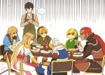 amamiya_ren androgynous apron avengers bandage black_hair blonde_hair blue_eyes braid chair dark_skin eorinamo ganondorf gerudo glasses hair_over_one_eye hat link long_hair mask multiple_girls nintendo parody persona persona_5 pointy_ears ponytail princess_zelda red_eyes reverse_trap sheik short_hair super_smash_bros. super_smash_bros._ultimate surcoat the_legend_of_zelda the_legend_of_zelda:_a_link_between_worlds the_legend_of_zelda:_breath_of_the_wild the_legend_of_zelda:_majora's_mask the_legend_of_zelda:_ocarina_of_time the_legend_of_zelda:_the_wind_waker toon_link tunic young_link