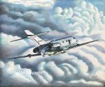 above_clouds aircraft airplane artist_name clouds cloudy_sky cockpit commentary_request dated day door hayashi_ryouta japan_air_self-defense_force japan_self-defense_force military military_vehicle no_humans outdoors signature sky sunlight u-125a