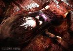 1girl alessa_gillespie black_hair child commentary_request dress long_hair missile228 silent_hill silent_hill_(movie) silent_hill_1 solo