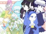 6+others androgynous houseki_no_kuni multiple_others tagme