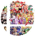 6+boys 6+girls 6+others alien ametama_(runarunaruta5656) amulet animal animal_ears ankle_gun ape armor bag bandai bare_shoulders bayonetta bayonetta_(character) bayonetta_2 belt bird black_hair blonde_hair blue_(pokemon) blue_armor blue_bodysuit blue_cape blue_eyes blue_hair blush blush_stickers bodysuit bowser boxing_gloves breasts brown_hair capcom cape capri_pants captain_falcon castlevania castlevania:_rondo_of_blood charizard chiko_(mario) claws cloud_strife creatures_(company) crown dark_pit dark_samus dark_skin diddy_kong dog dog_ears dog_girl dog_tail domino_mask donkey_kong donkey_kong_(series) doubutsu_no_mori dougi dress duck earrings eyeshadow f-zero falchion_(fire_emblem) father_and_daughter female_my_unit_(fire_emblem:_kakusei) female_my_unit_(fire_emblem_if) final_fantasy final_fantasy_vii fire_emblem fire_emblem:_fuuin_no_tsurugi fire_emblem:_kakusei fire_emblem:_monshou_no_nazo fire_emblem:_rekka_no_ken fire_emblem:_souen_no_kiseki fire_emblem_if fox fox_mccloud furry game_freak ganondorf gen_1_pokemon gen_2_pokemon gen_4_pokemon gen_6_pokemon glasses gloves green_hair greninja gun hair_ornament hair_over_one_eye hairband hat headband high_ponytail highres hood hoshi_no_kirby ice_climber ice_climbers ike impa impossible_bodysuit impossible_clothes inkling jewelry jigglypuff ken_masters kid_icarus kid_icarus_uprising king_dedede king_k._rool kirby kirby_(series) konami krom large_breasts link lipstick little_mac long_hair looking_at_viewer lucario lucas lucina luigi makeup male_my_unit_(fire_emblem:_kakusei) male_my_unit_(fire_emblem_if) male_trainer_(wii_fit) mamkute mario mario_(series) marth mask meta_knight metal_gear_(series) metal_gear_solid metal_gear_solid_2 metroid mewtwo milk mole mole_under_mouth monado monkey monster mother_(game) mother_2 mr._game_&_watch multiple_boys multiple_girls muscle my_unit_(fire_emblem:_kakusei) my_unit_(fire_emblem_if) namco nana_(ice_climber) necklace ness nintendo olimar open_mouth paint_splatter palutena pants pichu pikachu pikmin_(creature) pikmin_(series) piranha_plant pit_(kid_icarus) pointy_ears poke_ball pokemon pokemon_(creature) pokemon_(game) pokemon_sm ponytail popo_(ice_climber) princess_daisy princess_peach princess_zelda project_m punch-out!! quadruple_wielding r.o.b red_(pokemon) red_eyes redhead reverse_trap richter_belmondo ridley robe rockman rockman_(character) rockman_(classic) rosetta_(mario) roy_(fire_emblem) ryuu_(street_fighter) samus_aran sega sharp_teeth sheik shiny shiny_clothes shizue_(doubutsu_no_mori) short_hair shulk simon_belmondo skin_tight skirt smile sneaking_suit solid_snake sonic sonic_the_hedgehog sora_(company) spandex splatoon splatoon_(series) splatoon_1 squid squidbeak_splatoon squirtle star star_fox street_fighter street_fighter_ii_(series) super_mario_bros. super_mario_galaxy super_smash_bros. super_smash_bros._ultimate super_smash_bros_64 super_smash_bros_brawl super_smash_bros_for_wii_u_and_3ds super_smash_bros_melee surcoat sword tail teeth tentacle_hair the_legend_of_zelda the_legend_of_zelda:_breath_of_the_wild the_legend_of_zelda:_majora's_mask the_legend_of_zelda:_ocarina_of_time the_legend_of_zelda:_the_wind_waker thigh-highs tiara tobidase:_doubutsu_no_mori toon_link topknot turban varia_suit very_long_hair villager_(doubutsu_no_mori) wand wario weapon whip white_skin wii_fit wii_fit_trainer wings wolf wolf_o'donnell xenoblade_(series) xenoblade_1 yoshi young_link zero_suit