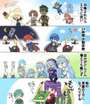 1other 6+boys 6+girls alm_(fire_emblem) animal_ears aqua_(fire_emblem_if) armor bald bat_ears black_hair blue_hair book brown_eyes brown_gloves brown_hair cape celica_(fire_emblem) closed_mouth dark_skin dark_skinned_male dragon_wings dress ephraim fake_animal_ears falchion_(fire_emblem) feathers fire_emblem fire_emblem:_fuuin_no_tsurugi fire_emblem:_monshou_no_nazo fire_emblem:_seima_no_kouseki fire_emblem_echoes:_mou_hitori_no_eiyuuou fire_emblem_heroes fire_emblem_if gloves green_hair grey_(fire_emblem) hair_between_eyes hairband halloween_costume headband hinata_(fire_emblem_if) hksi1pin holding holding_book holding_sword holding_weapon hood hood_up japanese_clothes kimono long_hair long_sleeves marth multi-tied_hair multiple_boys multiple_girls multiple_persona myrrh nintendo open_mouth purple_hair red_eyes redhead riff_(fire_emblem) robe robin_(fire_emblem_gaiden) roy_(fire_emblem) short_hair smile summoner_(fire_emblem_heroes) sword tiara twintails veil weapon wings yellow_eyes younger