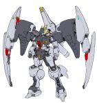 byalant gundam highres ledjoker07 long_arms mecha mobile_suit no_humans white_background zeta_gundam