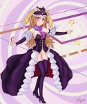 boots highres mawaru_penguindrum princess_of_the_crystal seizon_senryaku takakura_himari thigh-highs thigh_boots user_kcce4543