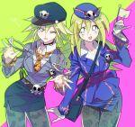 dark_magician_girl duel_monster gagaga_girl misaka_(missa) yu-gi-oh!