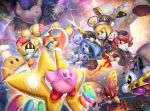 chef_kawasaki gonzarez highres hyness king_dedede kirby kirby:_star_allies paintra void_termina