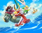 1boy 2others baby_pokemon bandana blonde_hair boat creatures_(company) crocodilian donkey_kong_(series) donkey_kong_country elf game_freak gen_2_pokemon highres hylian king_k._rool link mouse niko_geyer nintendo ocean pichu pirate_hat pointy_ears pokemon pokemon_(creature) pokemon_gsc rareware sailing sora_(company) super_smash_bros. super_smash_bros._ultimate super_smash_bros_brawl super_smash_bros_melee the_king_of_red_lions the_legend_of_zelda the_legend_of_zelda:_the_wind_waker toon_link tunic watercraft