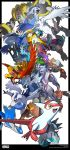 alternate_color creatures_(company) credits dialga entei game_freak gen_2_pokemon gen_3_pokemon gen_4_pokemon gen_5_pokemon gen_6_pokemon groudon heatran highres ho-oh kyogre latias latios legendary_pokemon lugia nintendo no_humans palkia pokemon pokemon_(creature) pokemon_(game) raikou regigigas reshiram shiny_pokemon thundurus tokiya tornadus xerneas yveltal zekrom zygarde zygarde_50_percent