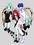 4others androgynous houseki_no_kuni multiple_others spoilers