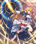blue_eyes card_(medium) looking_at_viewer official_art pecorinne princess_connect! princess_connect!_re:dive shadowverse