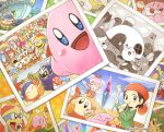 adeleine anniversary apple bandana_waddle_dee blue_eyes cake cappy_(kirby) castle daroach eating flamberge_(kirby) food francisca_(kirby) fruit hal_laboratory_inc. hammer hoshi_no_kirby hoshi_no_kirby:_yume_no_izumi_no_monogatari hoshi_no_kirby_(game) hoshi_no_kirby_64 hoshi_no_kirby_super_deluxe hoshi_no_kirby_wii house hyness king_dedede kirby kirby's_dream_land kirby:_planet_robobot kirby:_star_allies kirby_(series) kirby_64 kirby_cafe kirby_triple_deluxe lor_starcutter magolor marx meta_knight nintendo paintbrush party polaroid poppy_bros_jr racing ribbon_(kirby) sandwich sayoyonsayoyo smile strawberry super_smash_bros. susie_(kirby) taranza touch_kirby! waddle_dee whispy_woods zan_partizanne