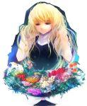 flower highres kirisame_marisa long_hair takashima touhou