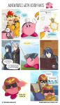 bowser captain_falcon finalsmashcomic helmet kirby lucina mask my_unit_(fire_emblem:_kakusei) super_smash_bros. yayster