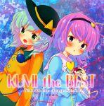 2girls komeiji_koishi komeiji_satori ritsuu touhou