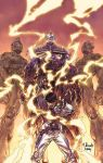 gun lightning madoka_daigo male male_only mark_brooks statue ultra_series ultraman ultraman_(copyright) ultraman_tiga ultraman_tiga_(series) weapon