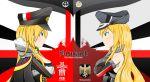 absurdres bismarck_(azur_lane) bismarck_(kantai_collection) highres tagme