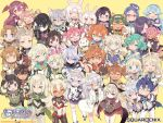 6+boys 6+girls alisa_kirsten alvin_granford angel angel_and_devil animal_ears aqua_eyes aqua_hair black_hair blade_(galaxist) blonde_hair blue_eyes blue_hair brown_eyes brown_hair camilla_regina carrie_alberta cat cat_girl catboy circlet clarice_umbra closed_eyes copyright copyright_name dark_elf dark_skin demon_boy demon_girl dog_girl dogboy dwarf elf emelia_pris end_card ending english_text erik_burton erika_oldenburg eve_ainsworth everyone fairy fang farfalia green_eyes green_hair hair_between_eyes hannah_blaze heterochromia highres jenna_kirsty juno_bernal killian_phegor kirara_ookami kris_bernal ledo_vassar light_blue_hair light_brown_hair liliana_hart lion_girl long_hair lucille_aleister luke_venus mary_lane mikhail_lancelot misty_sheikh monica_grace multiple_boys multiple_girls official_art one_side_up orange_hair pink_eyes pink_hair pointy_ears pop-up_story purple_hair rabbit_ears red_eyes renge_miyamoto revia_serge revision rita_drake ruri_ookami selim_spark serizawa_shion shinigami shiroe_adele short_hair siblings silver_hair siren_(mythology) sisters skin_fang st._feles_gakuen_uniform stella_noir succubus suzuna_isurugi tiger_girl ursula_raiment vampire violet_eyes wallpaper white_hair wolf_girl yellow_eyes ymir_paaya yuuri_lessen ziz_glover