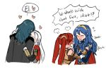 4girls armor blue_hair blush byleth_(fire_emblem) byleth_(fire_emblem)_(female) cape dashingicecream edelgard_von_hresvelg english_text female_my_unit_(fire_emblem:_fuukasetsugetsu) fingerless_gloves fire_emblem fire_emblem:_fuukasetsugetsu fire_emblem:_kakusei fire_emblem:_three_houses fire_emblem_awakening fire_emblem_heroes fire_emblem_musou fire_emblem_warriors gloves hair_ornament hair_ribbon hug intelligent_systems kiss koei_tecmo laughing long_hair lucina lucina_(fire_emblem) multiple_girls my_unit_(fire_emblem:_fuukasetsugetsu) nintendo open_mouth redhead ribbon serena_(fire_emblem) severa_(fire_emblem) simple_background super_smash_bros. twintails uniform white_background yuri