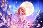 abe_nana blush brown_eyes brown_hair idolmaster_cinderella_girls_starlight_stage long_hair smile
