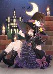 alternate_costume halloween_costume mono monogatari_(series) monogatari_series_puc_puc sengoku_nadeko witch_costume