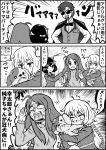 enokuma_uuta highres konno_junko minamoto_sakura mizuno_ai tatsumi_koutarou zombie_land_saga