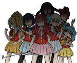 enokuma_uuta highres hoshikawa_lily konno_junko minamoto_sakura mizuno_ai nikaidou_saki tatsumi_koutarou yamada_tae yuugiri_(zombie_land_saga) zombie_land_saga
