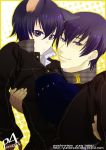 animal_ears blue_eyes blue_hair cat_ears hat ichijou_kou persona persona_4 reverse_trap shirogane_naoto short_hair