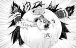 birth braid hakurei_reimu happy koyukkuri mammalian mamumamu pregnancy touhou wiggling yukkuri_shiteitte_ne