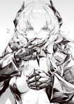absurdres armor girls_frontline highres m4_sopmod_ii_(girls_frontline) no_bra