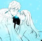 emiya_shirou fate/stay_night fate_(series) smile toosaka_rin