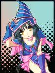 absurdres clannad cosplay dark_magician_girl dark_magician_girl_(cosplay) highres ibuki_fuuko pentacle satomi_yoshitaka solo yu-gi-oh! yuu-gi-ou yuu-gi-ou_duel_monsters