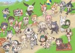 1boy 6+girls :> :3 ^_^ animal_ears animal_print apron aqua_hair arctic_hare_(kemono_friends) arm_up armadillo_ears armadillo_tail armor armored_boots arms_up artist_name bald_eagle_(kemono_friends) ball bangs bare_arms bare_legs basket bearded_seal_(kemono_friends) binoculars bird_tail bird_wings black_eyes black_hair black_rhinoceros_(kemono_friends) blonde_hair blowhole blue_eyes blue_wildebeest_(kemono_friends) blush blush_stickers boots bow bowtie bread breast_pocket breastplate broken brown_eyes brown_hair bunny_tail buruma c: california_sea_lion_(kemono_friends) californian_sea_otter_(kemono_friends) captain_(kemono_friends_3) caracal_(kemono_friends) caracal_ears caracal_tail carrying cat_ears cat_tail catsuit chapman's_zebra_(kemono_friends) chibi chinese_white_dolphin_(kemono_friends) closed_eyes closed_mouth common_bottlenose_dolphin_(kemono_friends) common_dolphin_(kemono_friends) day dhole_(kemono_friends) dog_ears dog_tail dolphin_tail donkey_(kemono_friends) donkey_ears dorsal_fin dress elbow_gloves elbow_pads extra_ears eyebrows_visible_through_hair fingerless_gloves fins food full-face_blush fur_collar furrowed_eyebrows gauntlets geta giant_armadillo_(kemono_friends) giant_pangolin_(kemono_friends) glasses gloves grass green_hair grey_hair hair_between_eyes hair_ornament hair_over_eyes hand_on_hip hands_in_pockets hands_on_hips hat hat_feather head_fins head_wings helmet high_ponytail highres hippopotamus_(kemono_friends) hippopotamus_ears holding hood hood_up hoodie horizontal_pupils horns jacket kemono_friends kemono_friends_3 knee_pads kotobuki_(tiny_life) legwear_under_shorts light_brown_hair long_hair long_sleeves looking_afar looking_at_another looking_at_viewer medium_hair meerkat_(kemono_friends) meerkat_ears meerkat_tail multicolored_hair multiple_girls narwhal_(kemono_friends) narwhal_tail one-piece_swimsuit open_mouth orca_(kemono_friends) otter_ears outdoors outstretched_arms pangolin_ears pangolin_tail panther_ears panther_tail pantyhose