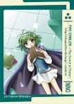 book cape fire_emblem fire_emblem:_rekka_no_ken fire_emblem_blazing_sword green_hair hairband mage nino_(fire_emblem) umejiso