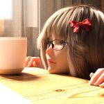 3d digiplant fate/extra fate/extra_ccc fate/grand_order fate_(series) ganesha_(fate) glasses highres jinako_carigiri