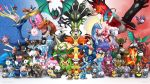 :d aegislash amaura arkeis-pokemon aromatisse aurorus avalugg barbaracle bergmite binacle blue_eyes braixen brown_eyes bunnelby carbink chesnaught chespin clauncher clawitzer creature dedenne delphox diancie diggersby doublade dragalge espurr fennekin flabebe fletchinder fletchling floette florges flying froakie frogadier furfrou gen_6_pokemon gogoat goodra goomy gourgeist greninja hawlucha heliolisk helioptile highres honedge hoopa inkay klefki litleo malamar meowstic meowstic_(male) multicolored multicolored_background no_humans noibat noivern open_mouth pancham pangoro phantump pokemon pokemon_(creature) pumpkaboo pyroar quilladin scatterbug skiddo skrelp sliggoo slurpuff smile spewpa spritzee standing swirlix sylveon talonflame trevenant tyrantrum tyrunt vivillon vivillon_(meadow) xerneas yveltal zygarde zygarde_(50)