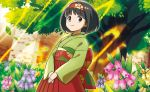 gym_leader official_art pokemon pokemon_trading_card_game sakuma_sanosuke third-party_source