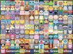 :d abra aerodactyl alakazam arbok arcanine articuno beedrill bellsprout bird black_eyes blastoise border bulbasaur butterfree cat caterpie chansey charizard charmander charmeleon clefable clefairy closed_eyes cloyster copyright_name creature cubone dewgong diglett ditto dodrio doduo dragonair dragonite dratini drowzee dugtrio eevee ekans electabuzz electrode english_text exeggcute exeggutor face fangs farfetch'd fearow fish flareon gastly gengar geodude ghost gloom golbat goldeen golduck golem_(pokemon) graveler grimer growlithe gyarados haunter hitmonchan hitmonlee horn horns horsea hypno ivysaur jigglypuff jolteon jynx kabuto_(pokemon) kabutops kadabra kakuna kangaskhan kingler koffing krabby lapras legendary_pokemon lickitung looking_at_viewer machamp machoke machop magikarp magmar magnemite magneton mankey marowak meowth metapod mew mewtwo moltres mr._mime muk multicolored_border nidoking nidoqueen nidoran nidoran_(female) nidoran_(male) nidorina nidorino ninetales no_humans oddish omanyte omastar onix open_mouth paras parasect persian pidgeot pidgeotto pidgey pikachu pinsir pokemon pokemon_(creature) poliwag poliwhirl poliwrath ponyta porygon primeape psyduck raichu rapidash raticate rattata rhydon rhyhorn sandshrew sandslash scyther seadra seaking seel shawn_flowers shellder slowbro slowpoke smile snorlax spearow squirtle starmie staryu tangela tauros tentacool tentacruel transformed_ditto vaporeon venomoth venonat venusaur victreebel vileplume voltorb vulpix wartortle weedle weepinbell weezing wigglytuff zapdos zubat