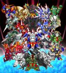 armored_core armored_core:_for_answer av-98_ingram bokurano clenched_hands crossed_arms crossover dennou_boukenki_webdiver doraemon everyone fighting_stance five_star_stories ginga_hyouryuu_vifam gladion gun gundam hiko-hendlix iczer_(series) iczer_robo jehuty kidou_keisatsu_patlabor knight_of_gold mashin_eiyuuden_wataru mecha no_humans open_hand planet robot ryuujinmaru super_robot_wars sword tatakae!!_iczer-1 tetsujin_28-gou vifam visor weapon white_glint xenogears xenogears_(mecha) zearth zone_of_the_enders