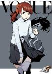 1girl atlus cute highres kunomd megami_tensei persona persona_5 persona_5_the_royal sega solo tagme yoshizawa_kasumi