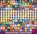 border copyright_name english_text face highres looking_at_viewer pokemon shawn_flowers