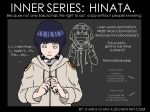 1girl blue_hair closed_mouth english_text forehead_protector hyuuga_hinata jacket naruto naruto_(series) open_mouth short_hair solo tagme white_eyes x-aiko-chan-x