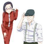 ajin_(sakurai_gamon) demi-chan_wa_kataritai monster_boy monster_girl namesake satou-san satou_(ajin) satou_sakie yoshida_keiji