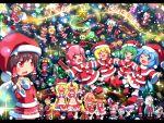 aki_minoriko aki_shizuha alice_margatroid chen christmas cirno fujiwara_no_mokou hakurei_reimu hoshiguma_yuugi houraisan_kaguya ibuki_suika inaba_tewi inubashiri_momiji kagiyama_hina kawashiro_nitori kirisame_marisa kochiya_sanae konpaku_youmu letty_whiterock lunasa_prismriver lyrica_prismriver merlin_prismriver moriya_suwako mystia_lorelei nazrin reisen_udongein_inaba reiuji_utsuho rumia saigyouji_yuyuko shameimaru_aya tatara_kogasa touhou wriggle_nightbug yakumo_ran yakumo_yukari yasaka_kanako