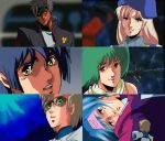 80's armor bandana black_eyes black_hair blonde_hair blue_hair brown_eyes brown_hair choujikuu_yousai_macross comparison cosplay giantess glasses green_hair grey_eyes hat hayase_misa headband ichijou_hikaru jacket klan_klein lynn_minmay macross macross:_do_you_remember_love? macross_frontier maximilian_jenius meltrandi mikhail_buran millia_jenius oldschool ozma_lee parody photoshop pilot_suit pointy_ears ranka_lee roy_focker saotome_alto sheryl_nome spacesuit zentradi