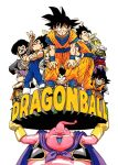 1girl 6+boys :d :o ^_^ afro android_18 arm_hair bangs black_eyes black_hair blonde_hair blue_eyes blue_footwear boots brothers cape chest chest_hair chin_rest closed_eyes commentary copyright_name crossed_arms curious dot_nose dragon_ball dragon_ball_z expressionless facial_hair father_and_son fingernails full_body gloves grin halo hand_on_hip hands_on_hips hands_on_own_cheeks hands_on_own_face hands_on_own_knees happy highres holding kuririn leaning leaning_forward leaning_to_the_side legs_apart long_sleeves looking_at_viewer looking_down lying majin_buu mr._satan multiple_boys muscle mustache official_art on_stomach open_mouth piccolo pointy_ears purple_cape serious shiny shiny_skin shirt short_hair siblings smile son_gohan son_goku son_goten spiky_hair standing striped striped_shirt toriyama_akira trunks_(dragon_ball) turban upper_teeth v vegeta violet_eyes waistcoat white_background white_footwear wristband yellow_gloves